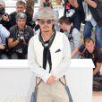 Johnny Depp nous fait toujours craquer avec son style décalé. Cannes, 16 mai 2011