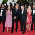 Adrien Brody et Owen Wilson ont tous les deux brillé lors de ce 64ème Festival de Cannes, 11 mai 2011