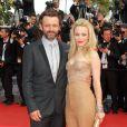 """""""Michael Sheen et Rachel McAdams officialisent lors du 64e festival de Cannes - mai 2011 """""""