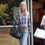 Tara Reid, maigrissime : elle frôle l'anorexie...