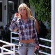 Tara Reid est juste maigrissime... Los Angeles, 26 mai 2011