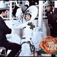 La célèbre robe signée Ascot que portait Audrey Hepburn dans My Fair Lady est une des pièces qui sera vendue aux enchères par Debbie Reynolds. 1964