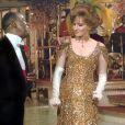 La robe en or que Barbra Streisand portait dans le film Hello, Dolly est certainement la robe la plus chère commandée pour le cinéma. 1969