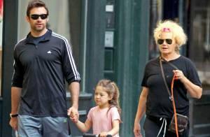 Hugh Jackman, sa femme et leur fille : Carton rouge pour les parents !