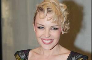 PHOTOS : Kylie Minogue resplendissante au VIP Room !