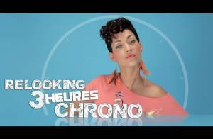 Sheryfa Luna se transforme en Cristina Cordula pour une émission de relooking !