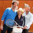 au tournoi de Roland-Garros, le 2 juin 2011.
