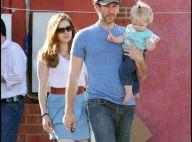 Amy Adams : Séance shopping avec homme et enfant !