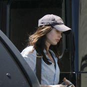 Megan Fox a perdu tout son sex appeal... Heureusement, elle a sa casquette !