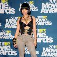 Nicky Minaj lors des MTV Movie Awards 2011, au Gibson Theatre de Los Angeles, le 5 juin 2011.