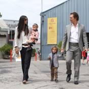 Matthew McConaughey, papa modèle, acteur amoureux, il a tout de l'homme parfait!
