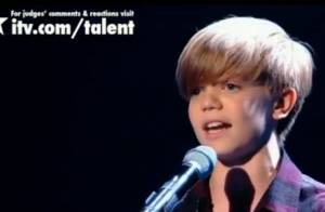 Britain's Got Talent: L'adorable Ronan Parke perd la finale et gagne un contrat!