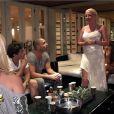 Loana et les anges dans les Anges de la télé réalité : Miami Dreams, mardi 7 juin sur NRJ 12.