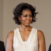 Michelle Obama sur les traces de... Carla Bruni !