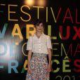 Audrey Tautou dans le cadre du Festival Varilux du Cinéma Français, au Reserva Cultura de Sao Paulo, au Brésil, le 9 juin 2011.
