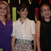 Catherine Deneuve, Audrey Tautou et Sandrine Bonnaire ont irradié Sao Paulo !