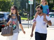 Alessandra Ambrosio : Son adorable Anja lui joue déjà des tours...