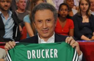 Michel Drucker : après Marie-José Pérec, c'est à lui de mouiller le maillot