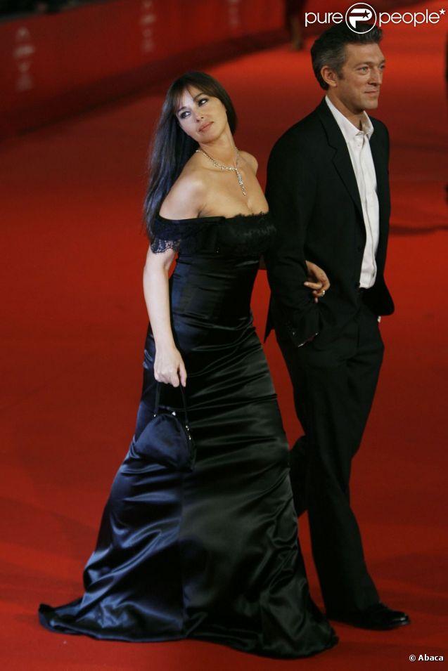Monica Bellucci et Vincent Cassel bientôt en duo sur les planches