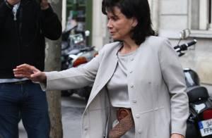 Anne Sinclair: Son A/R à Paris a changé la donne... DSK, le coup de l'immunité !