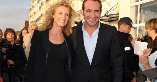 M lanie thierry et rapha l personnaz pictures to pin on for Dujardin thierry