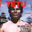 Couverture de Têtu en kiosques mercredi 22 juin .