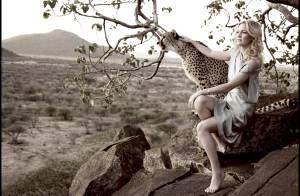 PHOTOS : Kate Hudson, une belle tigresse parmi les fauves