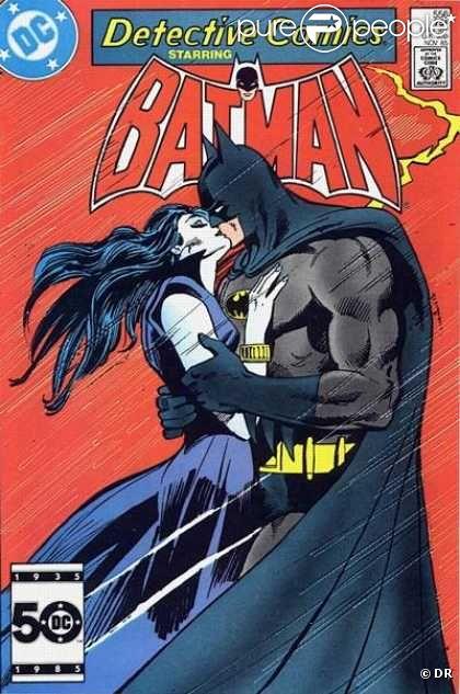 Batman vu par Gene Colan.