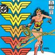 Wonder Woman vu par Gene Colan.