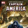 Captain America vu par Gene Colan.