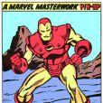 Iron Man vu par Gene Colan.