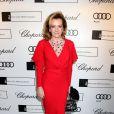 Caroline Gruosi-Scheufele lors du 13e White Tie & Tiara Ball, en partenariat avec Chopard, au profit de la fondation Elton John Aids