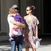 Jessica Alba enceinte et sublime : mais sa petite Honor reste la star