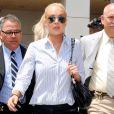 Lindsay Lohan arrive à la Cour de Los Angelesle 23 juin 2011