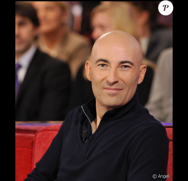 Nicolas Canteloup dans l'émission Vivement Dimanche spéciale Nicolas Canteloup en juin 2011