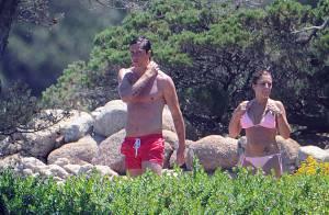 Fernando Torrres fait monter la température avec sa belle Olalla