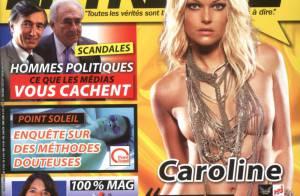 Anges de la télé-réalité 2, Caroline : 'Je fais l'amour quand je suis amoureuse'