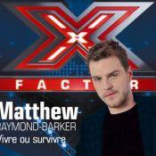 X Factor : Nouveau duel entre Matthew Raymond-Barker et Marina D'Amico
