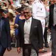 Roberto Cavalli arrive à la cérémonie religieuse du mariage du prince Albert et de Charlene Wittstock, à Monaco, le 2 juillet 2011