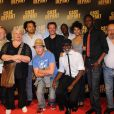 L'avant-première de Case Départ, le 5 juillet 2011 à Paris réunissait toute l'équipe du film