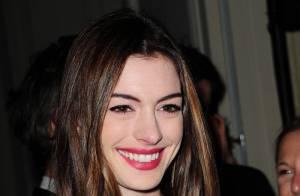 Anne Hathaway et Olivia Palermo, petite robe noire pour charmer Valentino