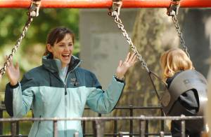 Jennifer Garner adore New York en automne