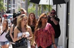 Mel B : La nouvelle jurée d'X Factor Australie affiche fièrement ses rondeurs