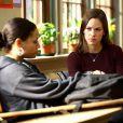 Hilary Swank dans Ecrire Pour Exister, face à April Lee Hernandez