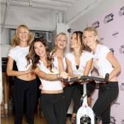 Alessandra Ambrosio et ses anges : Glamour à souhait pour suer
