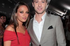 Mila Kunis et Justin Timberlake : un couple à la fois sexy et charmeur