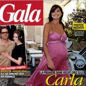Carla Bruni-Sarkozy : Enceinte, elle ouvre les portes de son Fort de Brégançon