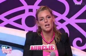 Secret Story 5 : Aurélie craque pour Rudy et Geof est un gros dragueur !