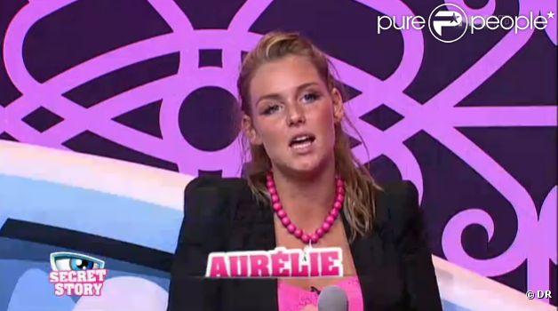 Aurélie avoue avoir un faible pour Rudy dans Secret Story 5