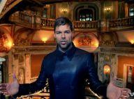 Ricky Martin : En cuir dans son nouveau clip, il va essayer de vous donner froid